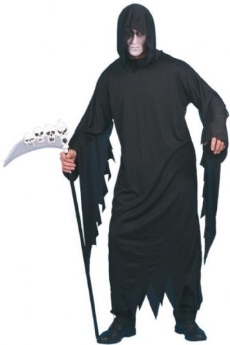 Screamer Ghost - Halloween Fancy Dress Costume (Smiffys 20504)